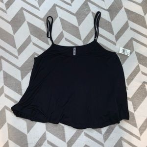 💛NWT Heart & Hips Flowy Crop Top Size Small